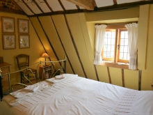 Gleaners Fisherman's Cottage Bedroom