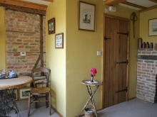 Gleaners Cottage Private Sitting Room