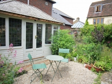 Gleaners Cottage Secret Garden Room
